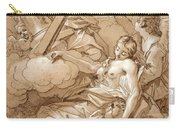 The Ecstasy Of St Mary Magdalene Carry-all Pouch