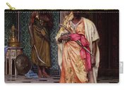The Emir Carry-all Pouch by Ludwig Deutsch