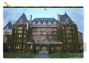 The Empress Hotel Carry-all Pouch