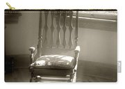 The Empty Chair Carry-all Pouch