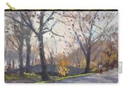 The End Of Fall At Three Sisters Islands Carry-all Pouch
