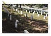 Arlington Tombstones Shade And Light Carry-all Pouch