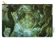 The Enigma Of Capricorn  Carry-all Pouch