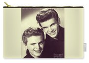 The Everly Brothers Carry-all Pouch