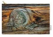 The Eye In The Wood Carry-all Pouch