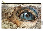 The Eye Of Nature 1 Carry-all Pouch