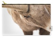 The Eye Of The Ram Carry-all Pouch