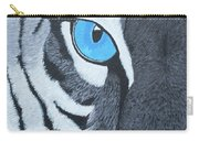 The Eye Of The Tiger Carry-all Pouch