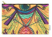 The Eye Opens... To A New Day Carry-all Pouch by Daina White