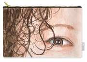 The Eyes Have It - Stacia Carry-all Pouch