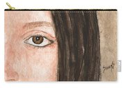 The Eyes Have It- Katelyn Carry-all Pouch