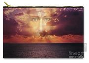 The Face Of Christ Carry-all Pouch