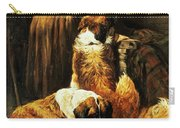 The Faith Of Saint Bernard Carry-all Pouch