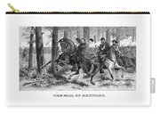 The Fall Of Reynolds - Civil War Carry-all Pouch