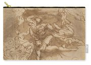 The Fall Of The Rebel Angels [recto] Carry-all Pouch
