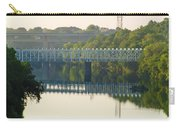 The Falls And Roosevelt Expressway Bridges - Philadelphia Carry-all Pouch