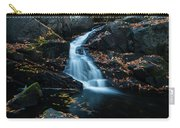 The Falls Of Black Creek In Autumn II Carry-all Pouch