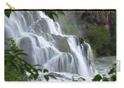 The Falls Of Fall Creek Carry-all Pouch