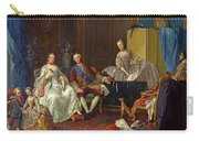 The Family Of Philip Of Parma  Carry-all Pouch