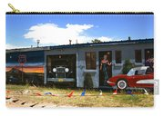 The Famous Murals On Route 66 Carry-all Pouch