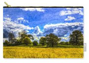 The Farm Art Carry-all Pouch