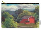 The Farm To The East Carry-all Pouch
