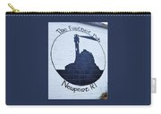 The Fastnet Pub Mural, Newport R. I. Carry-all Pouch