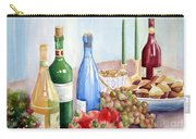 The Feast Carry-all Pouch by Deborah Ronglien