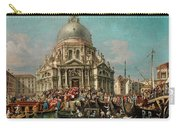 The Feast Of The Madonna Della Salute In Venice Carry-all Pouch