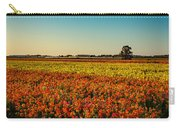 The Field Of Flowers Carry-all Pouch