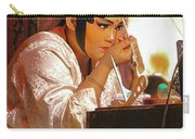 The Final Touch-chinese Opera Carry-all Pouch