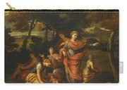 The Finding Of Moses Carry-all Pouch