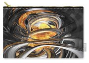 The Fire Within Abstract Carry-all Pouch