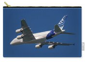The First Airbus A380. Carry-all Pouch