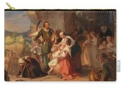 The First Harvest After The Thirty Years' War Carry-all Pouch