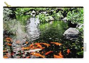 The Fish Pond At Thailand Carry-all Pouch