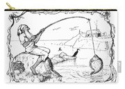The Fisherman And His Wife Carry-all Pouch