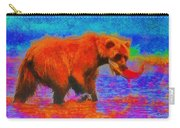 The Fishing Bear - Da Carry-all Pouch
