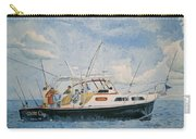 The Fishing Charter - Cape Cod Bay Carry-all Pouch