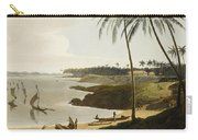 The Fishing Cove Near Columbo Carry-all Pouch