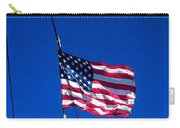 The Flag Of Usa  Carry-all Pouch