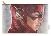 The Flash / Grant Gustin Carry-all Pouch