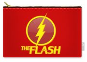 The Flash Logo Carry-all Pouch