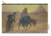 The Flight Into Egypt  Carry-all Pouch