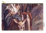 The Flight Into The Egypt Carry-all Pouch