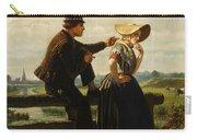 The Flirtation Carry-all Pouch