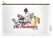 The Flockstars Carry-all Pouch by Sarah Rosedahl