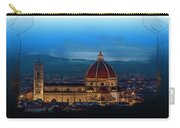 The Florence Cathedral  Carry-all Pouch