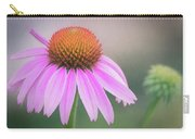 The Flower At Mattamuskeet Carry-all Pouch by Cindy Lark Hartman