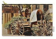 The Flowering Wagon Carry-all Pouch